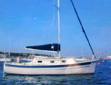 1989 Seaward sloop