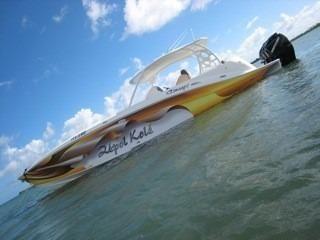 2009 Concept 4400 Sport Yacht