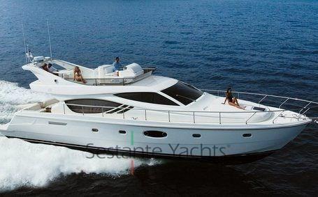 2008 Ferretti 551