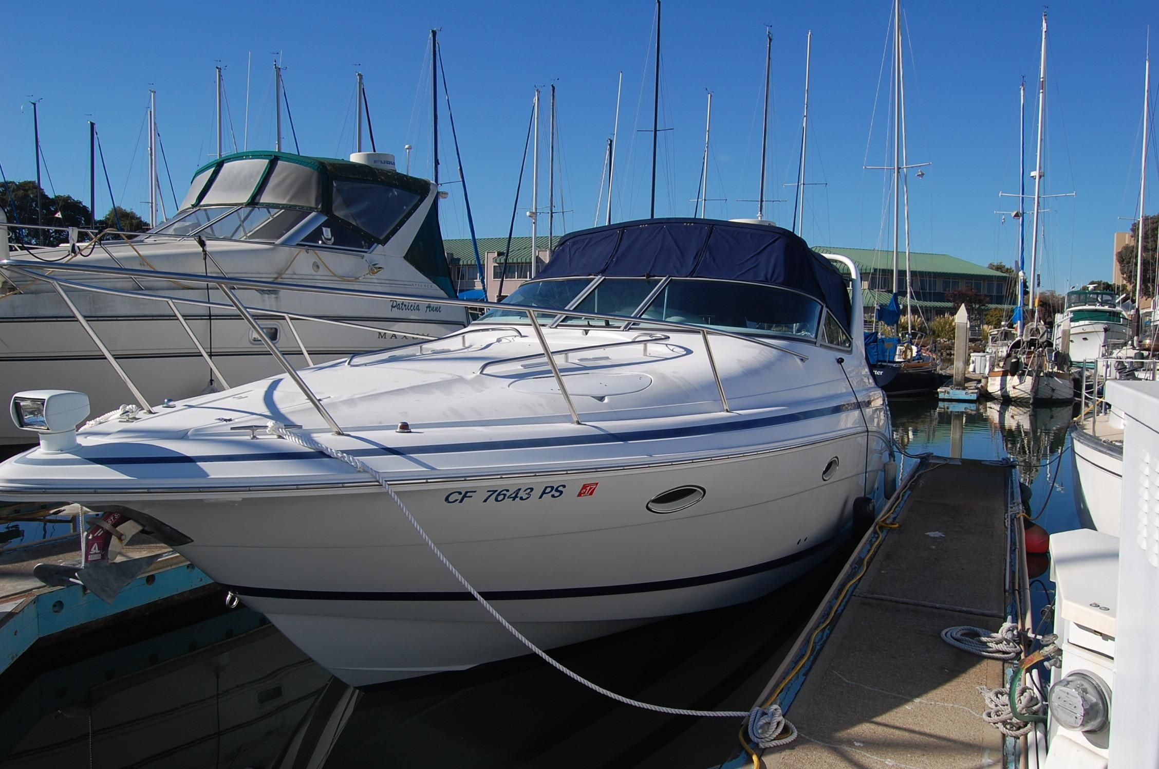 2001 chris craft 328 express cruiser power boat for sale for Chris craft cruiser for sale