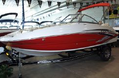 2019 Stingray 201 DS DUAL CONSOLE DECK BOAT