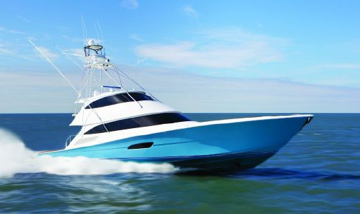 2016 Viking Yachts 92 Convertible