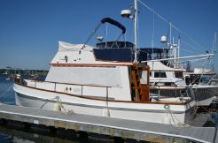 1980 Grand Banks Flybridge Trawler