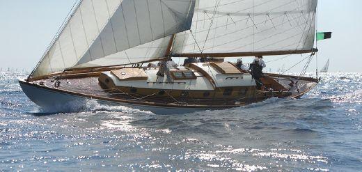 1946 Jouet sloop 13,50m
