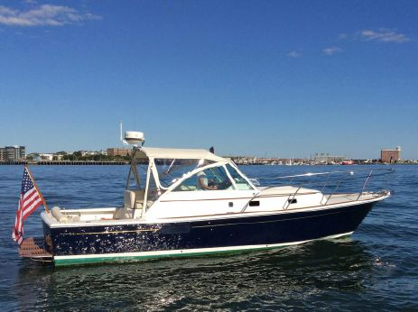 2012 Hunt Yachts Surfhunter 33