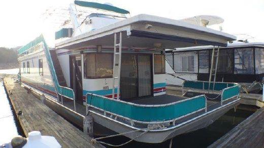 1996 Sumerset 16 x 69 Houseboat