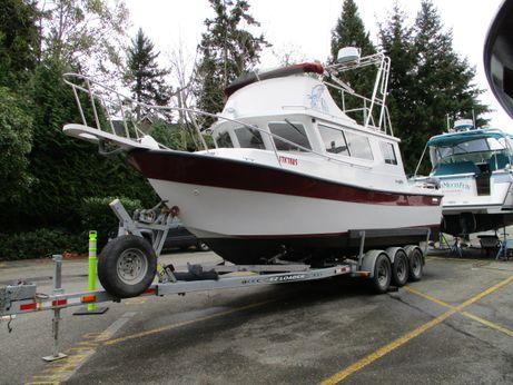 2000 Seasport Navigator 2700