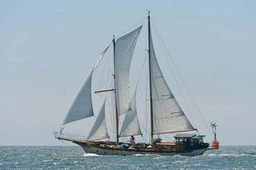 1934 Custom Staysail Schooner