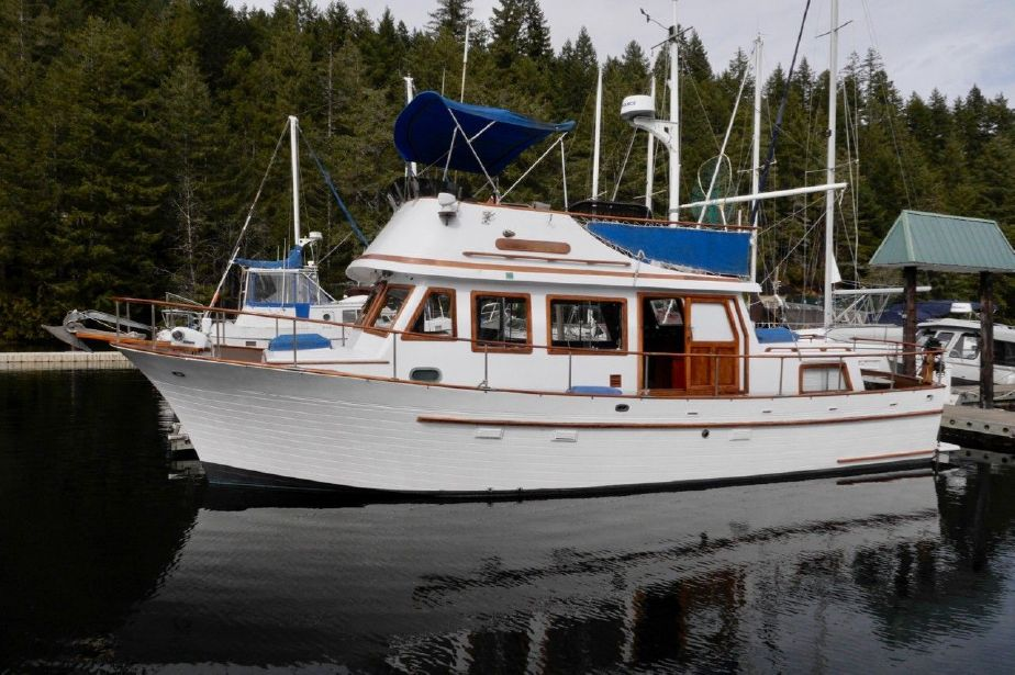 1979 albin 36 trawler