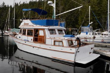Albin 36 Trawler boats for sale - YachtWorld