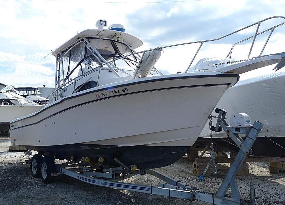 2002 grady white sailfish 282 express center four stroke for Lbi fishing charters