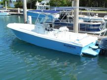 2015 Bluewater 2550 Dealer Demo!