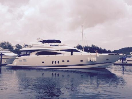 2003 Sunseeker Manhattan 94