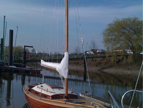 1972 Th Lind nordic folke boat