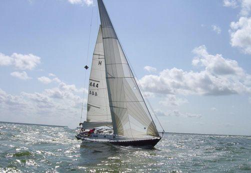1980 Olympic Marine CARTER 39