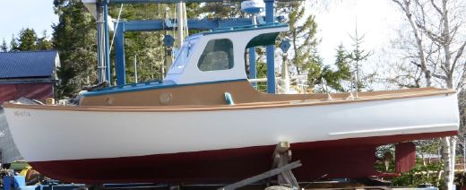 1950 Classic Arno Day Lobster style pleasure craft