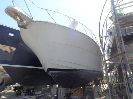 2000 Hatteras 60 Motor Yacht