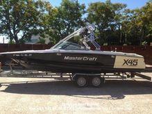 2007 Mastercraft X-45