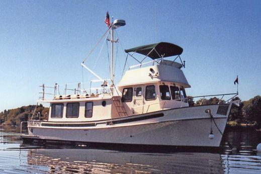 2000 Pacific Trawler Fly Bridge