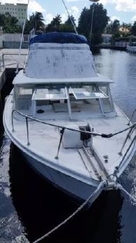 1974 Bertram 31 Flybridge