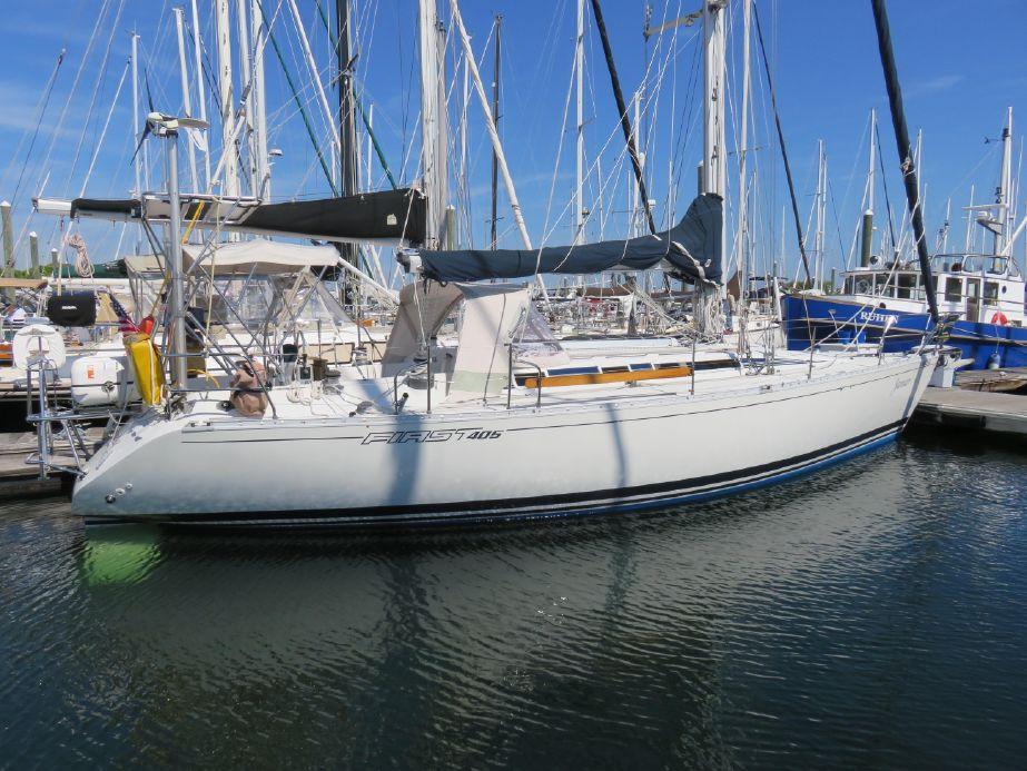 1986 beneteau first 405