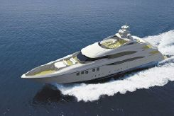 2011 Mondomarine 50m Fast displacement