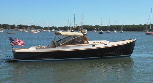 1998 Shelter Island Runabout