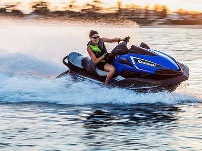 2017 Kawasaki Jet Ski® Ultra® 310X SE