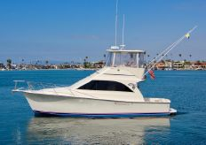 1989 Ocean Yachts 35 Super Sport
