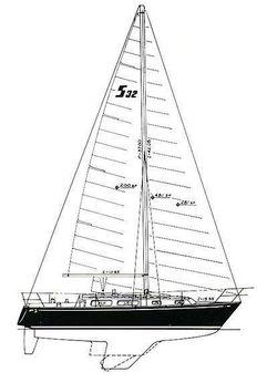 1985 Sabre Yachts 32