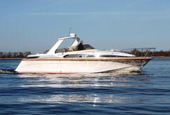 2001 Supermarine Swortfish 36
