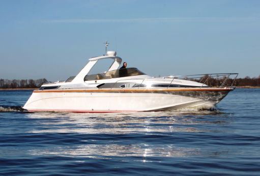 2001 Supermarine Swortfish 36