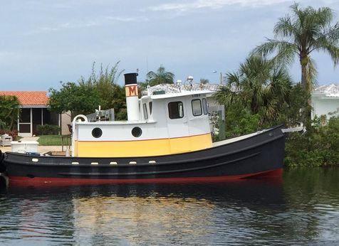 2000 Martin Tugboat Custom