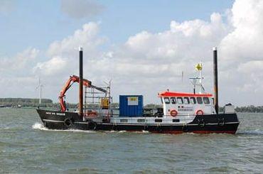 1990 Multipurpose Vessel Work vessel