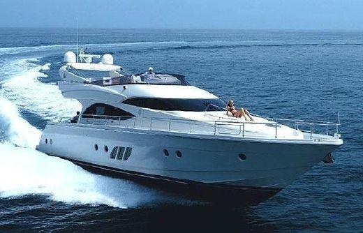 2006 Dominator 62 S