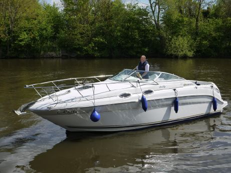 2001 Sea Ray 260 Sun Dancer