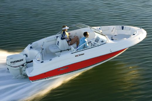 2018 Wellcraft 180 Sportsman