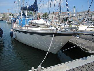 1988 Siltala Nauticat 43