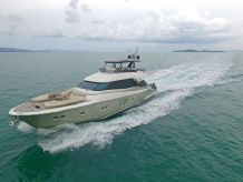 2015 Monte Carlo Yachts Flybridge
