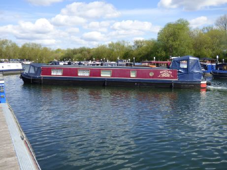 2005 Liverpool Boats 56' Mersey class Narrowboat