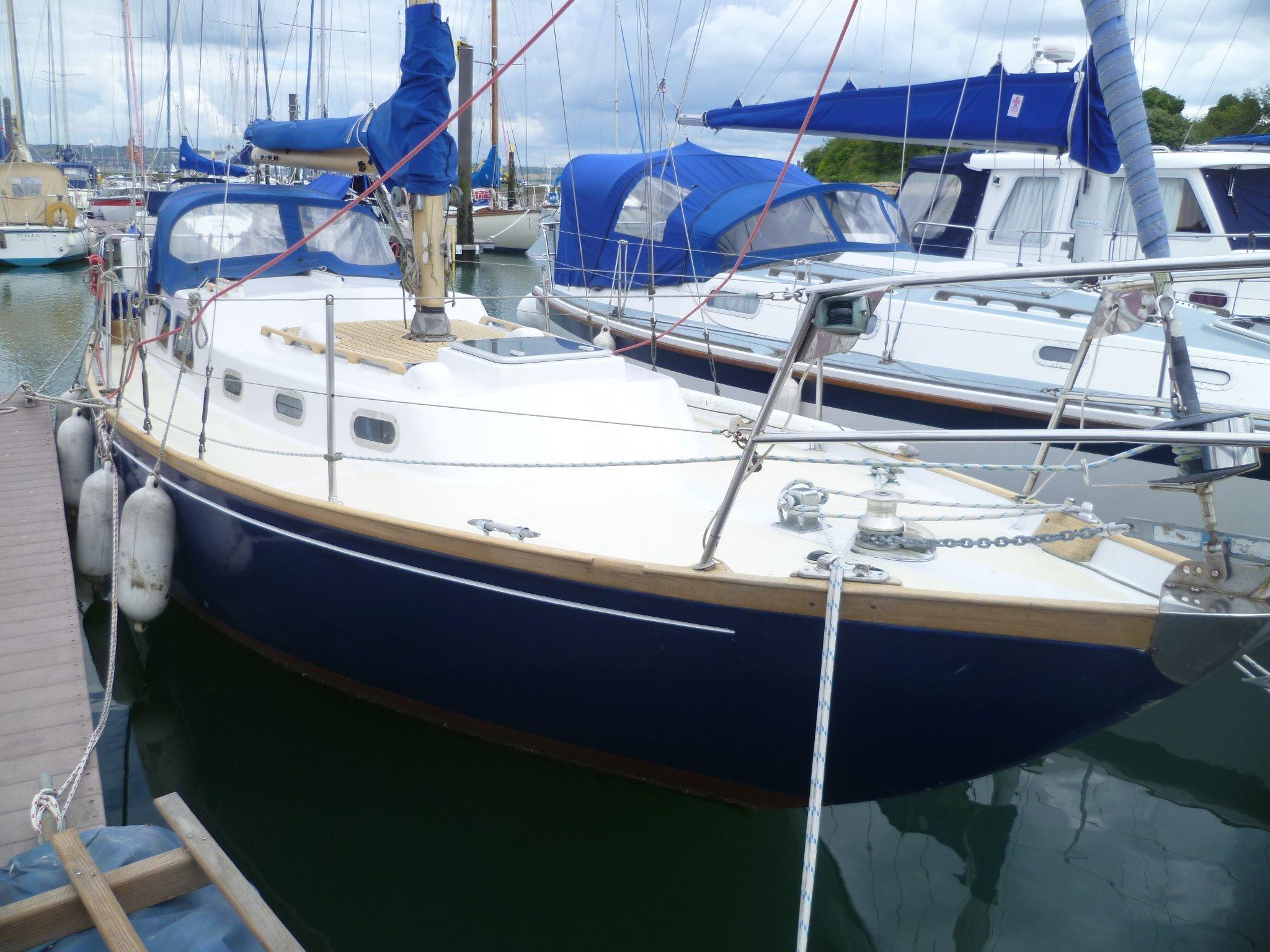 1964 Nicholson 32 Sail Boat For Sale - www.yachtworld.com