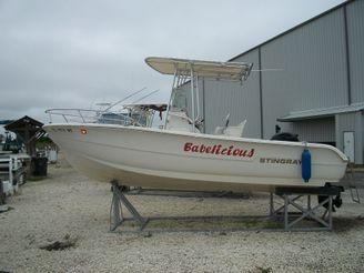 2004 Stingray 200 MS