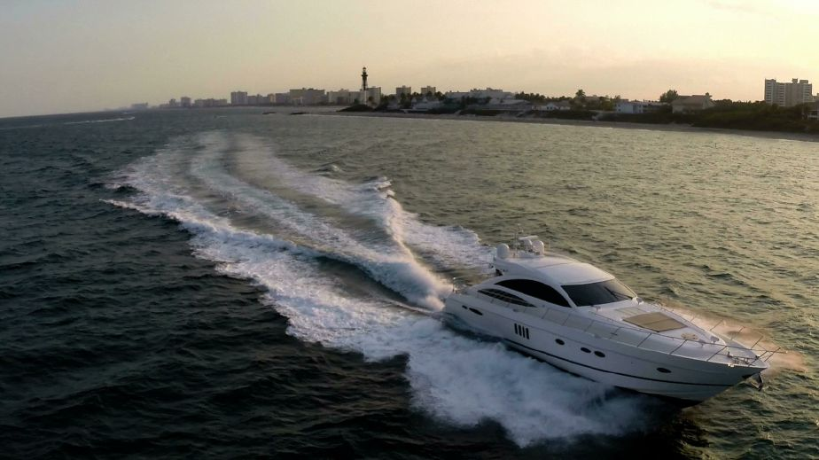 2006Viking Princess Yacht Express V70 Princess