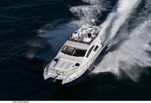 2017 Mares Catamaran 45 Motor Yacht