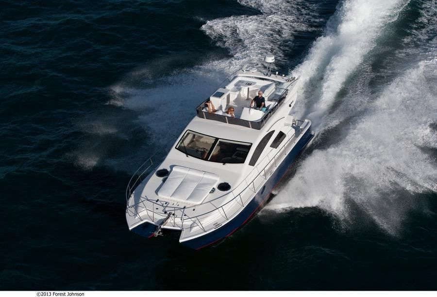 2017 Mares 45 Motor Yacht Power Boat For Sale Www