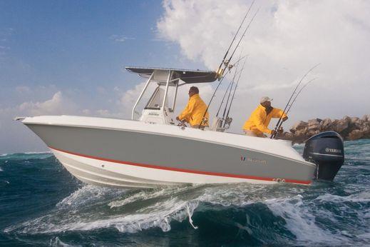 2016 Wellcraft 252 Fisherman