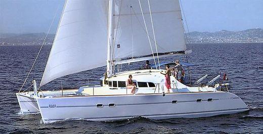 2002 Lagoon 470