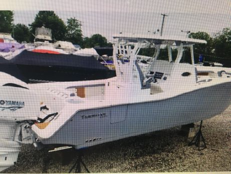 2018 Tidewater 320 CC Adventure