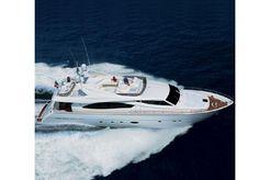 2004 Ferretti Yachts 881