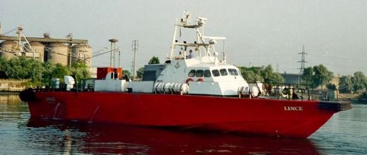 1980 Commercial Vessel Crew boat 12